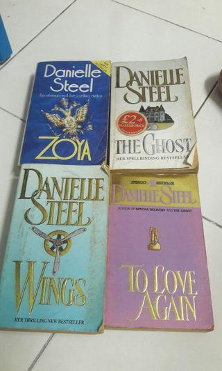 Daniel Steel Books