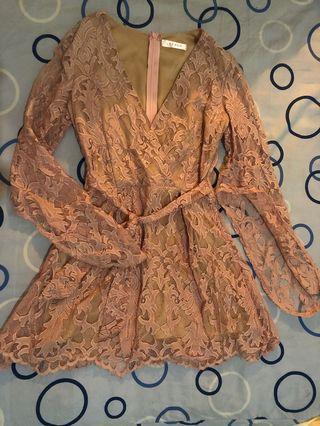 蕾絲裙❤️ 僅穿兩次