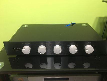Acurus LS11 Pre Amplifier