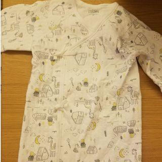 Mides Newborn Baby Long Swaddle Gown (3 mons) BB 長和尚袍
