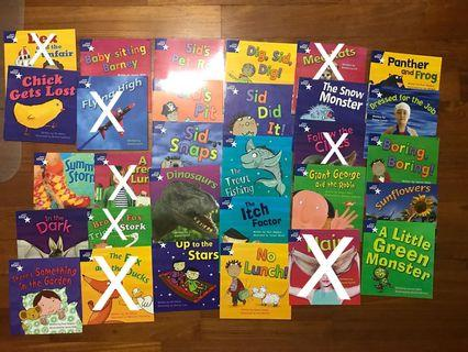 Rigby Star Phonics Readers