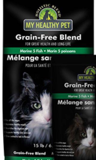 現貨❤️Holistic Blend 加拿大楓葉 無穀物5種魚全貓糧 15Lbs