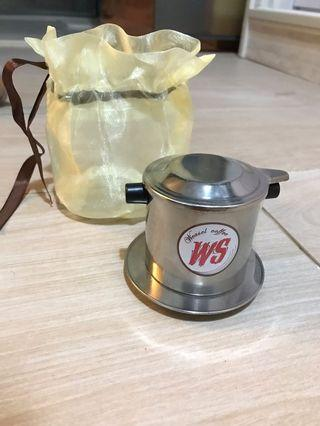越南咖啡滴漏 - Vietnamese coffee dripping cup