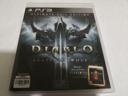 PS3遊戲DIABLO