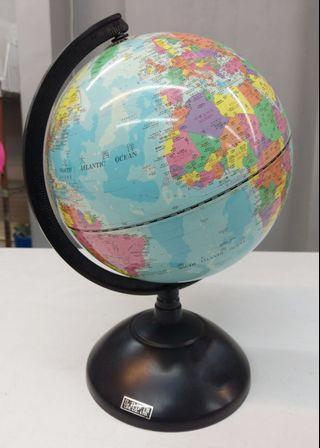 "LIFE 地球儀 5吋 globe in 5"""