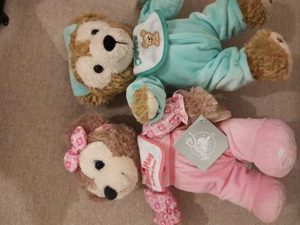 Shellie May and DuffyBear