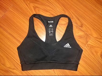 Adidas x UofT Sports Bra