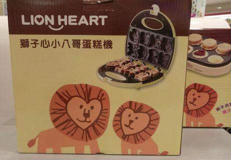 🚚 獅子心動物蛋糕機