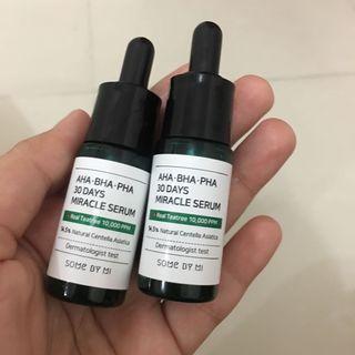 Some by mi miracle serum 10ml