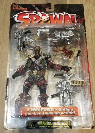 Spawn 再生俠 IV 12 (爛面版)