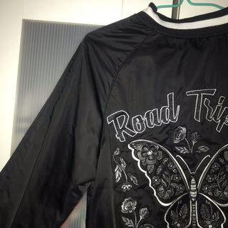 """🚚 Cotton on butterfly """"road trips"""" bomber jacket"""