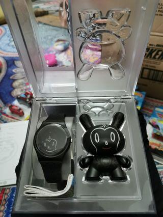 Swatch KIDROBOT LIMITED EDITION Packaging