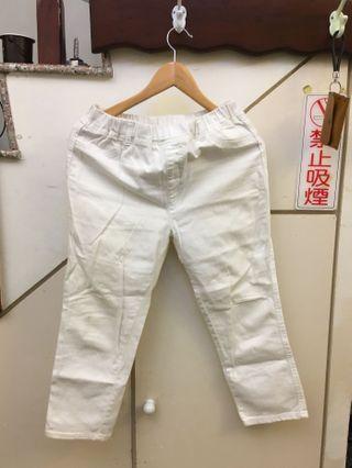 🚚 白長褲