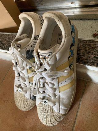足球小將 35週年版  鞋