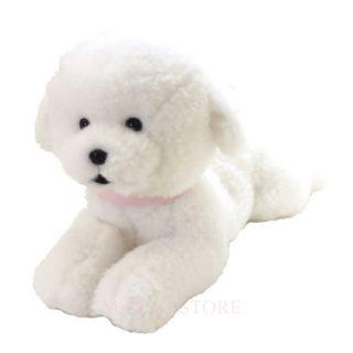 日本直送 大人氣 超治癒 仿真 BICHON FRISE Soft Toy 比熊犬 毛公仔