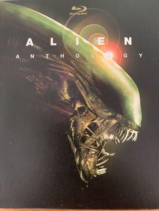 Alien 異型  blu-Ray 1-4集