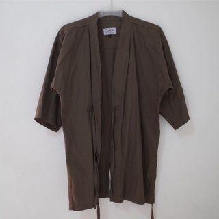 Jackhammer Kimono Olive