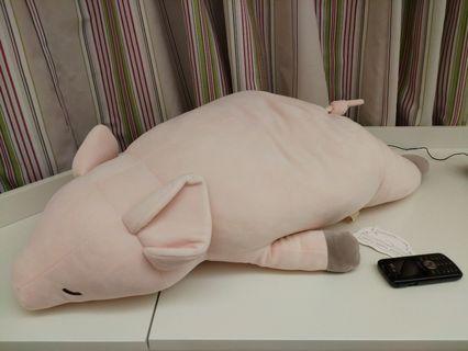 豬豬 cushion