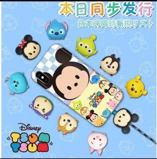 Cable Protector Disney Tsum-Tsum Edition