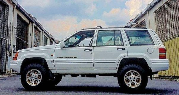 Jeep grand cherokee 1997 4.0cc auto