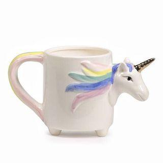 Typo Novelty Unicorn Mug