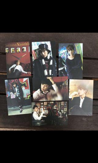 [PO] skool luv affair armypedia postcard set