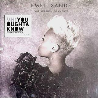 arthcd EMELI SANDE Our Version Of Events CD
