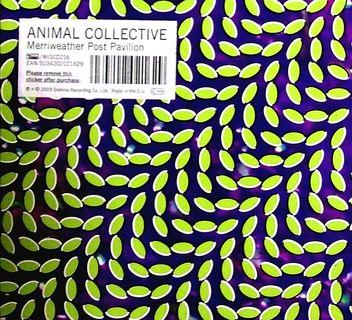 arthcd ANIMAL COLLECTIVE Merriweather Post Pavilion CD
