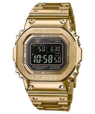 New Casio G-Shock gmw-b5000gd-9 gold full bracelet watch japan DLC