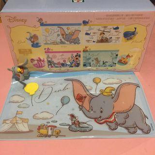 7-11 Disney隨行袋~1號小飛象