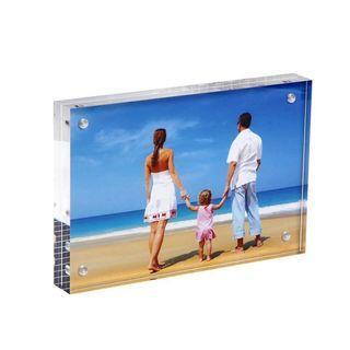 Acrylic Photo Frame Double Sided