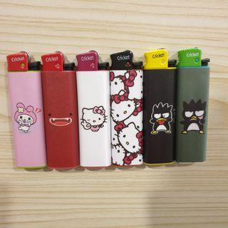 Cute cricket lighters