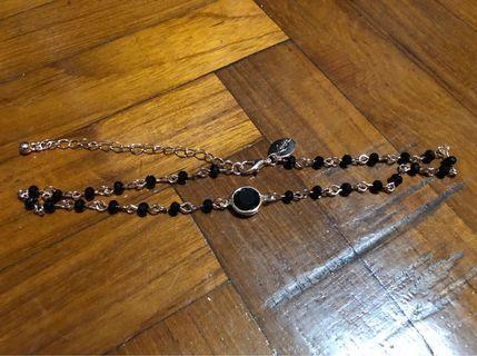 Pretty Jewelled Choker Necklace