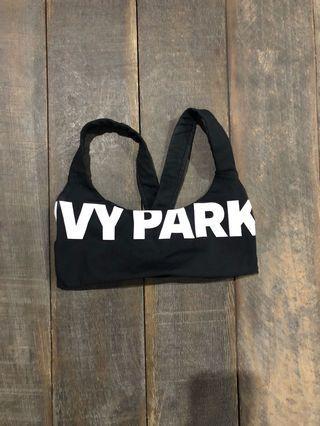 IVY PARK SPORTS CROP | size XS