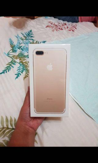 🚚 IPhone 7 Plus gold 32GB NEW SEAL!
