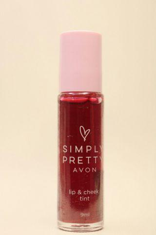 Avon Simply Pretty Lip & Cheek Tint