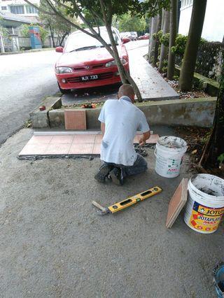 Mohd Zikry tukang paip dan renovation world area uky perdana bukit antarabangsa Ampang: 0172883209