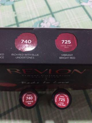 Revlon Lipstick Red To Love ❤️ (1x)