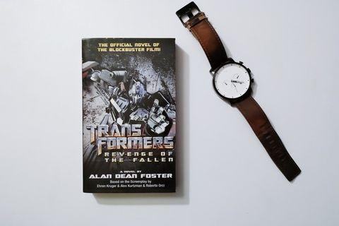 Transformers | Revenge Of The Fallen | DelRey Books