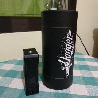 Vape Dagger Mod Black