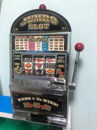 全新🎰 老虎機造型錢罌#coins