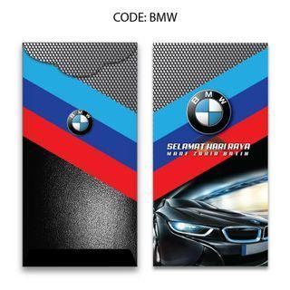 sampul raya BMW