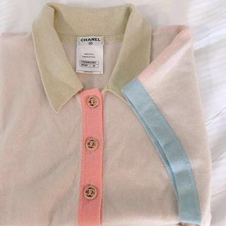 Chanel vintage 粉系