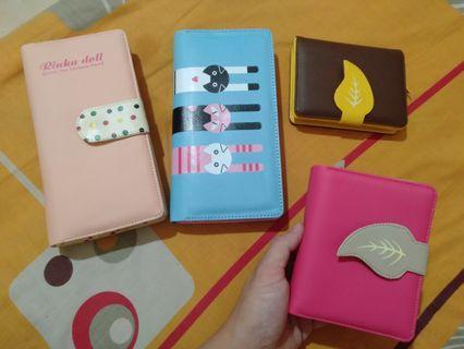 Dompet wanita baru