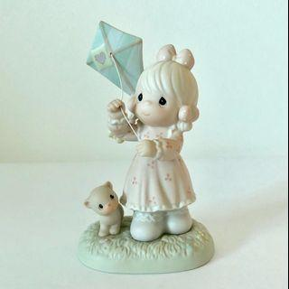 Precious Moments Figurines • Sending My Love Your Way