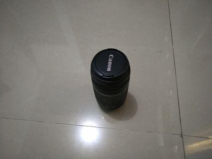 Lensa Canon 75-300mm mulus murah!!