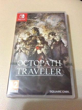 Octopath Traveler switch