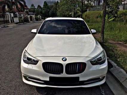 SEWA BELI>>BMW GT 550 (A) 4.4 TWIN TURBO 2009/2013