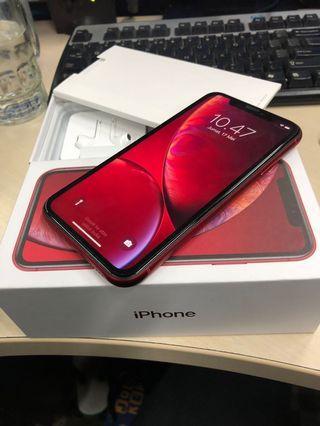 #mauvivo Iphone Xr 128Gb Red Single Sim
