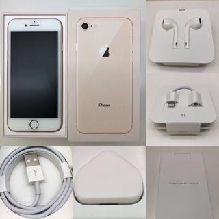 [Pristine Condition] Apple iPhone 8 Gold 256 Gb